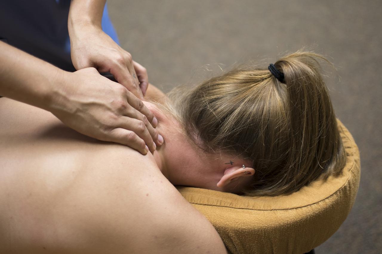 massage, ontspanning
